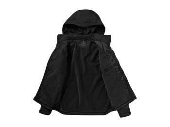 Куртка «Smithers», женская, черная, открытая