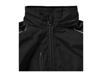 Куртка «Smithers», женская, черная, воротник, без капюшона