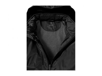 Куртка «Smithers», женская, черная, воротник, расстегнут