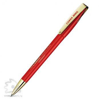 Ручка шариковая «Cobra MMG» Klio Eterna, красная