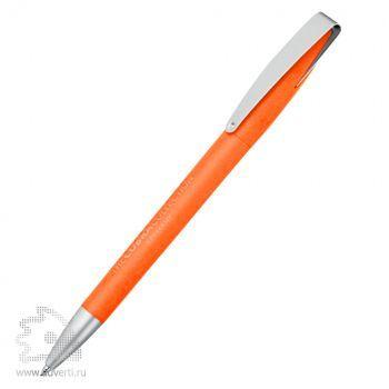 Ручка шариковая «Cobra Softgrip MM», оранжевый