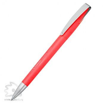 Ручка шариковая «Cobra Softgrip MM», красный