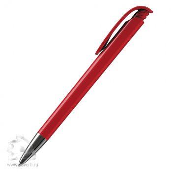 Ручка шариковая «Jona M» Klio Eterna, красная
