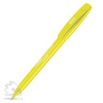 Ручка шариковая «Boa Klio Eterna, желтая