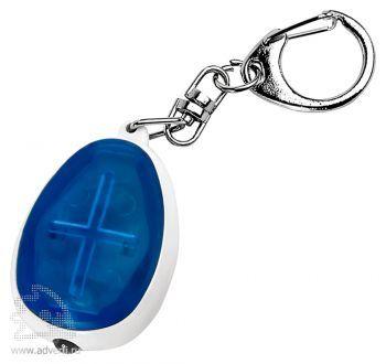 Брелок-фонарик «Лерос», синий