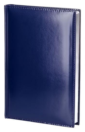 Ежедневник «Luxe», синий в ракурсе
