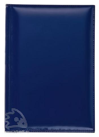 Ежедневник «Luxe», синий