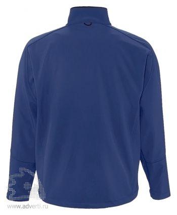 Куртка на молнии «Relax 340», мужская, спина