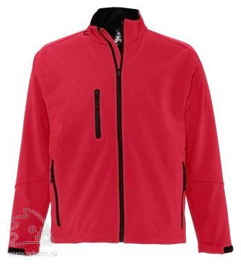 Куртка на молнии «Relax 340», мужская, красная