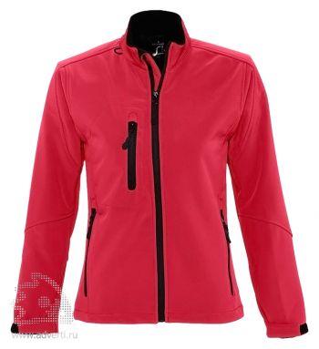 Куртка на молнии «Roxy 340», женская, красная