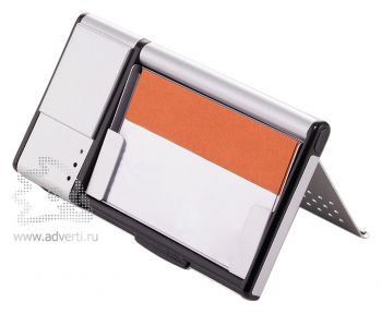 Футляр для визиток «Charge Card» с универсальным аккумулятором
