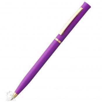 Шариковая ручка «Euro Gold», фиолетовая