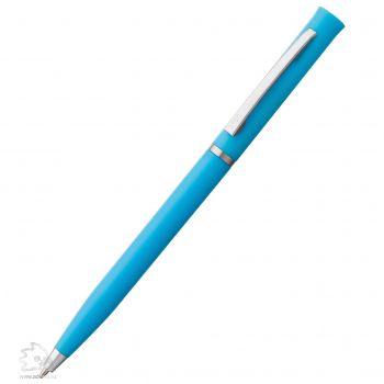 Шариковая ручка «Euro Chrome», голубая