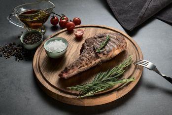Доска для стейка «Meating», в интерьере