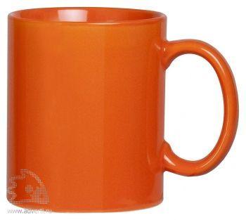 Кружка «Promo», оранжевая