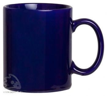 Кружка «Promo», темно-синяя