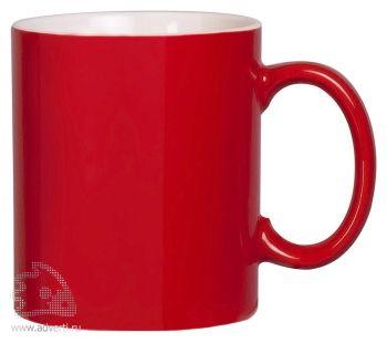 Кружка «Promo», красная