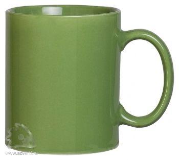 Кружка «Promo», зеленая