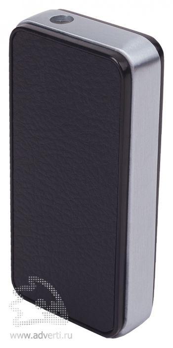 Зажигалка-слайдер «Карбон», черная