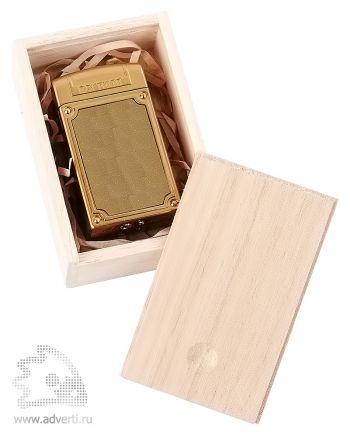 Зажигалка «Вестерн», упаковка