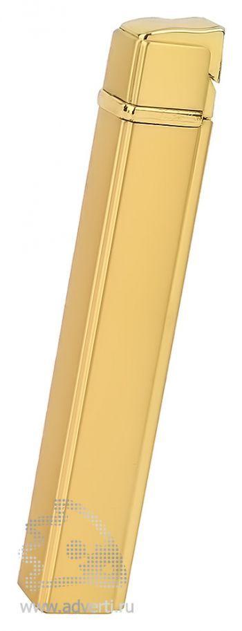 Зажигалка «Гиза», золотая