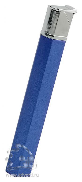 Зажигалка «Сария», синяя