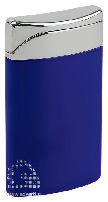 Зажигалка «Кабрас», синяя