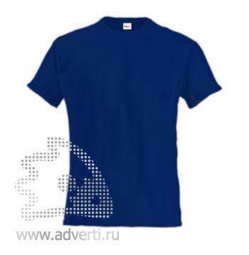 Футболка «Stan Action», мужская, темно-синяя