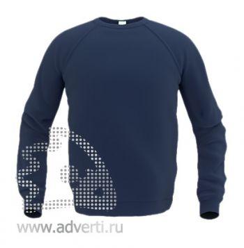 Толстовка «Stan SweaterShirt», унисекс, темно-синяя