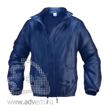 Куртка «Stan Jacket», унисекс, темно-синяя