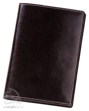 Обложка для паспорта «Cover», черная
