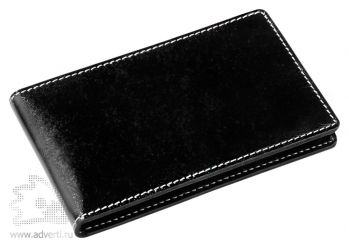 Чехол для визиток или пластиковых карт, черный