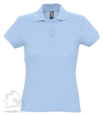 Рубашка поло «Passion 170», женская, голубая