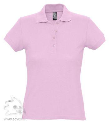 Рубашка поло «Passion 170», женская, светло-розовая