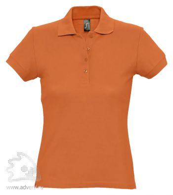 Рубашка поло «Passion 170», женская, оранжевая