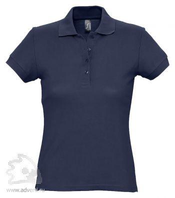 Рубашка поло «Passion 170», женская, темно-синяя