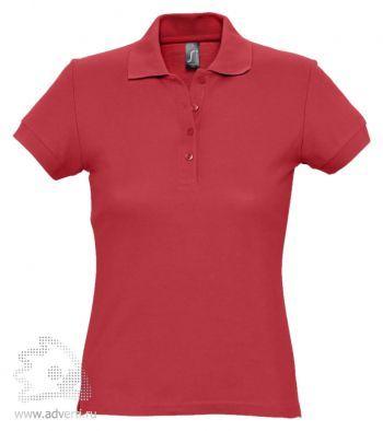 Рубашка поло «Passion 170», женская, красная