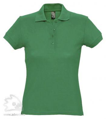 Рубашка поло «Passion 170», женская, зеленая