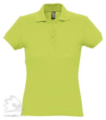 Рубашка поло «Passion 170», женская, светло-зеленая