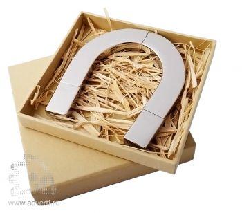 Флешка «Подкова», подарочная упаковка