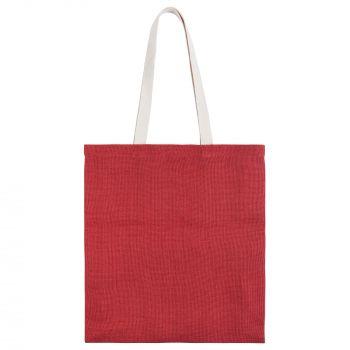 Cумка для покупок «Juhu», красная, вид спереди