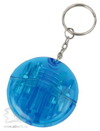 Брелок-набор «Хозяин», синий