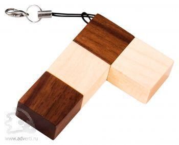 USB-флеш-карта «Ход конем», закрытая