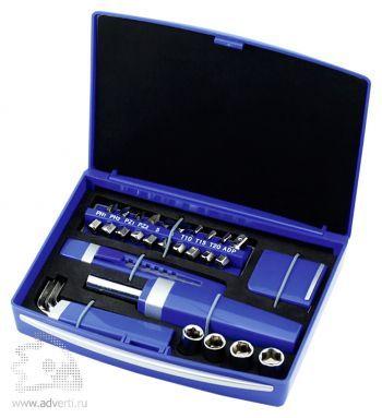 Набор инструментов «Одиссей», синий