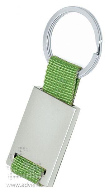 Брелок «Ремень», зеленый
