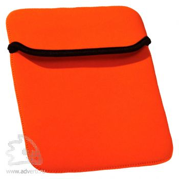 Яркий чехол для iPad, оранжевый