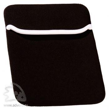 Яркий чехол для iPad, черный