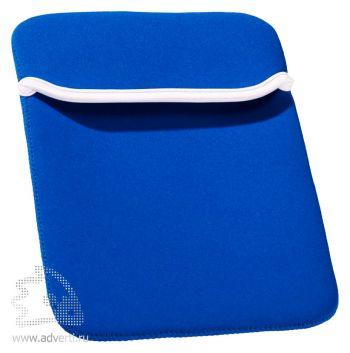 Яркий чехол для iPad, синий