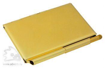 Визитница «Gold»