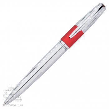 Шариковая ручка из набора «Клинтон», красная